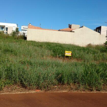 Venda - Terreno - Rua Angelim s/n (esquerda) - Jd. Flora II