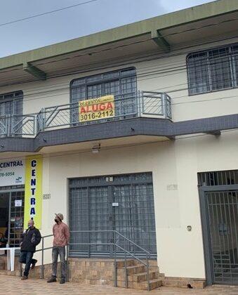 Locação - Comercial - Rua Harrison José Borges 632 - Centro