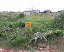 Venda – Terreno – Rua Aristides Chamberlain S/N - Novo Centro