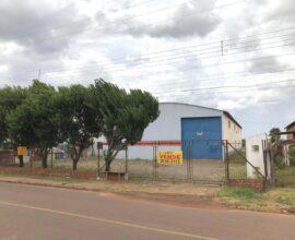 Venda – Barracão – Av. Aparecido Rorato 921 - Parque Industrial - Araruna -PR