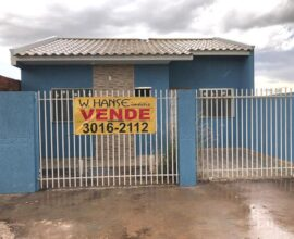Venda - Residência - Av. Pioneiro Henrique Martins 368 - Jardim Santa Catarina - Araruna - PR