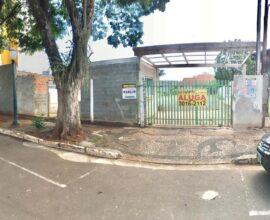 Locação - Terreno - Rua Araruna 605 - Centro