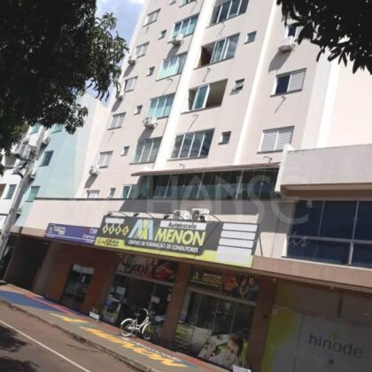 Venda – Apartamento – Av. Manoel Mendes de Camargo 2440 - apto 401 - Ed. Napolli - Centro