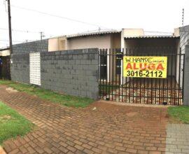 Residência -Locação - Rua Didimo Maillard 613 - Jd. Cidade Alta II