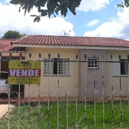 Venda - Residência - Rua Flor do Campo 51 - Conjunto Verdes Campos