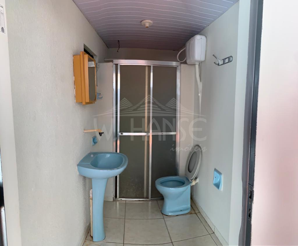 Banheiro Social Fundos