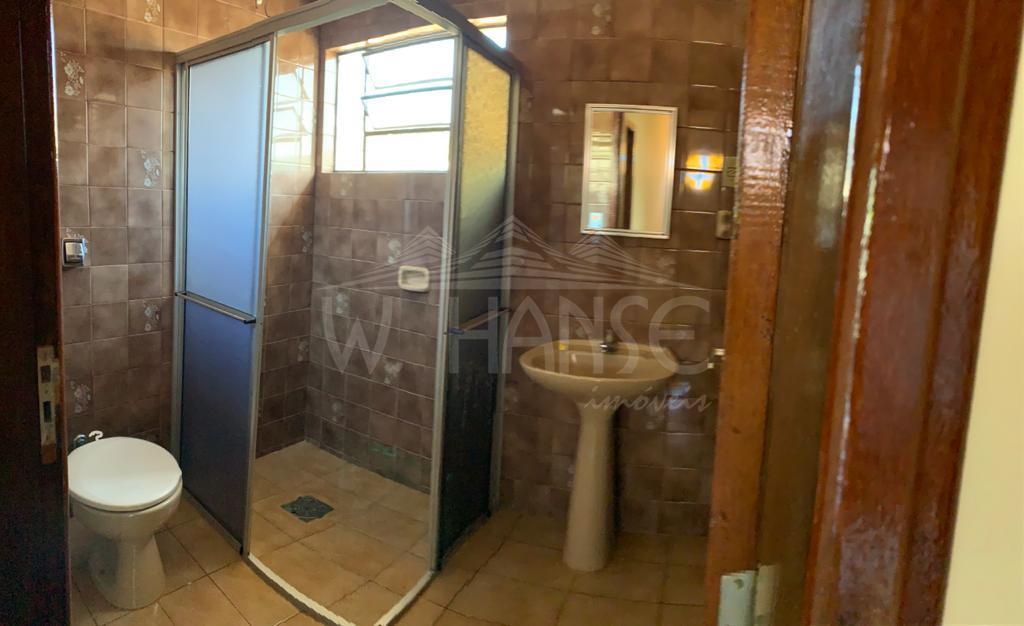 Piso Superior: banheiro social