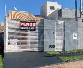 Venda - Residência - Rua Antonio Toledo de Silveira 355 - Jd. Shangrila II