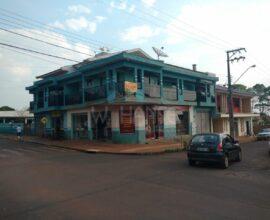 Venda – Apartamento sobre loja – Rua Tancredo de Almeida Neves – Centro – Luiziana
