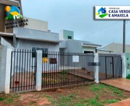 Venda - Residência - Rua das Araucárias 458 - Jd. Casali