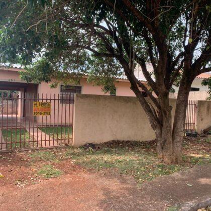Locação - Residência - Rua Francisco Preisner 468 - Jd. Santa Cruz