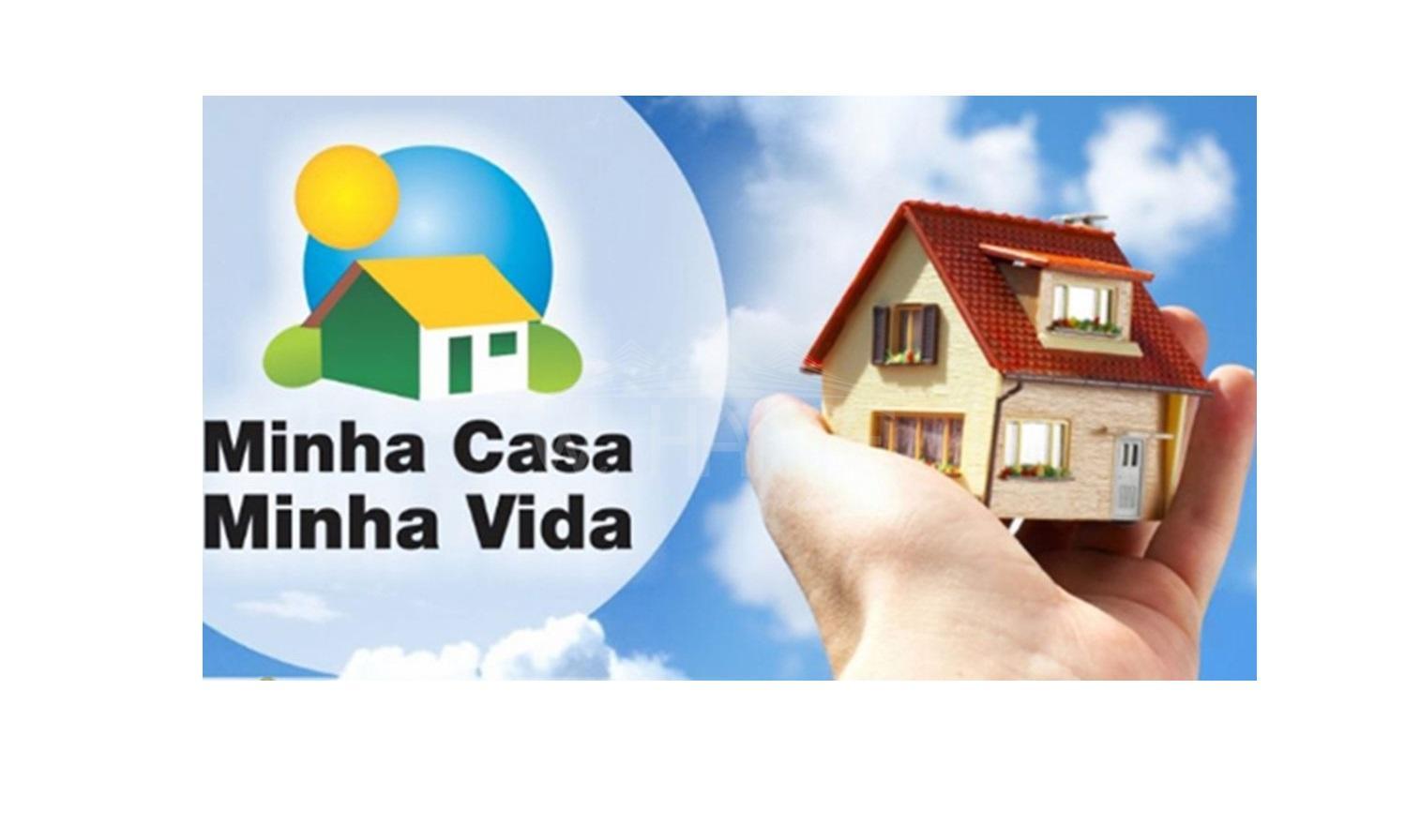 Financie pelo Minha Casa Minha Vida (VERDE AMARELO)