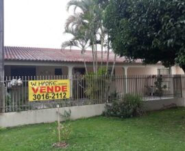Venda - Residência - Rua das Gaivotas 48 - Vila Teixeira (Parque do Lago)