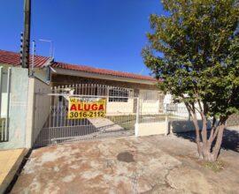 Locação – Residência – Rua João Vecchi 675 - Lar Paraná