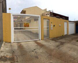 Locação – Sobrado – Rua Antônio Martins da Silva 59 - Sobrado 4 Jd. Villaggio Trombini