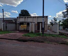 Locação – Residência – Rua Engenheiro Airton Alves 373 - Jd. Santa Cruz